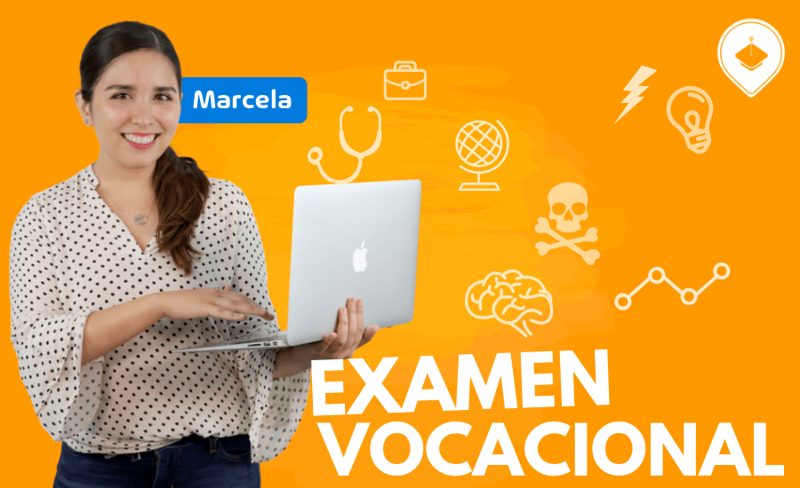 examen vocacional para carreras universitarias 2